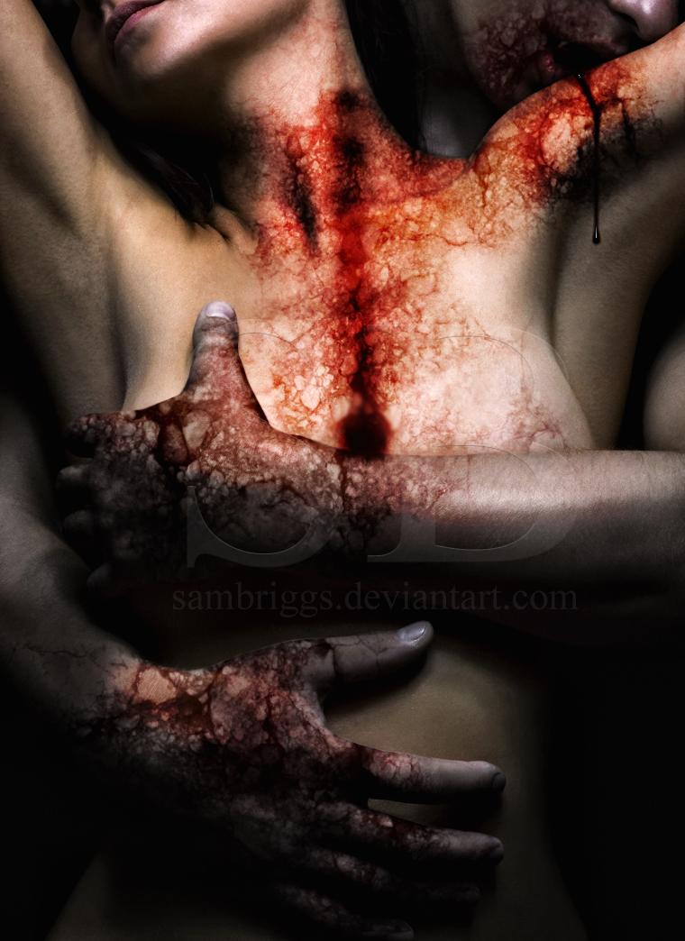 Vampire Lover II by SamBriggs