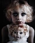 Malkavian Vampire Child