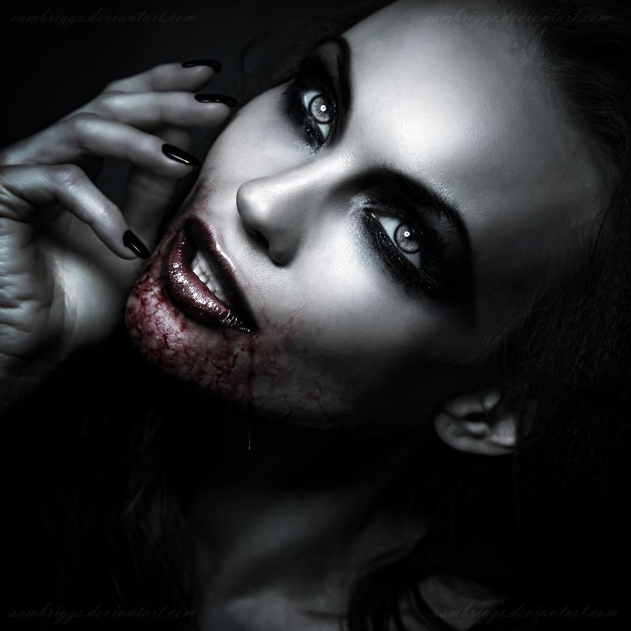 Vampire Beauty IV by SamBriggs