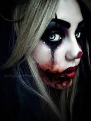 Malkavian Vampire X by SamBriggs