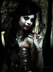 Malkavian Vampire XI by SamBriggs
