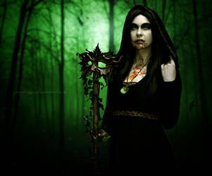 Vampire Pagan by SamBriggs