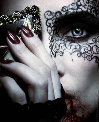 Embrace The Masquerade II by SamBriggs