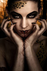Gangrel Vampire IV by SamBriggs