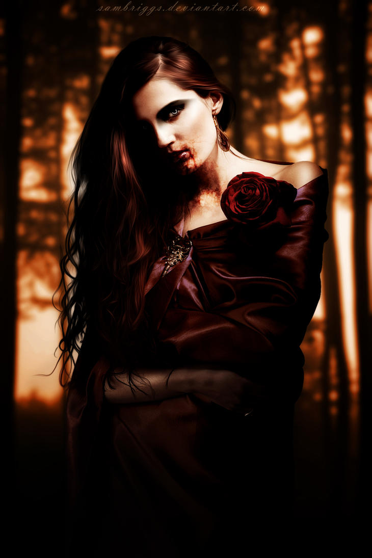 Vampire beauty x by sambriggs on deviantart for Maitresse lilith