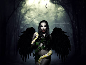 Lilith XIII by SamBriggs