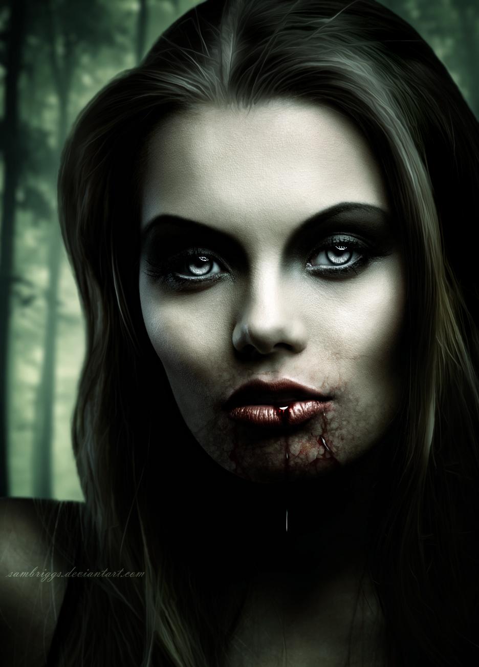 Vampire Beauty XI by SamBriggs