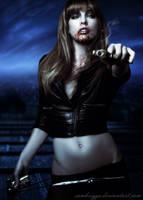Death Dealer Milla by SamBriggs