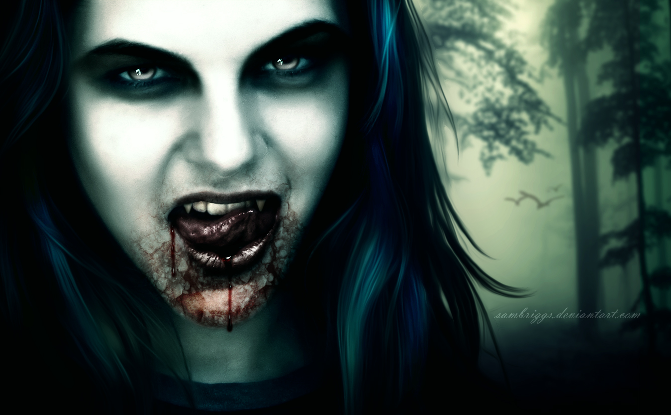 Vampire II by SamBriggs
