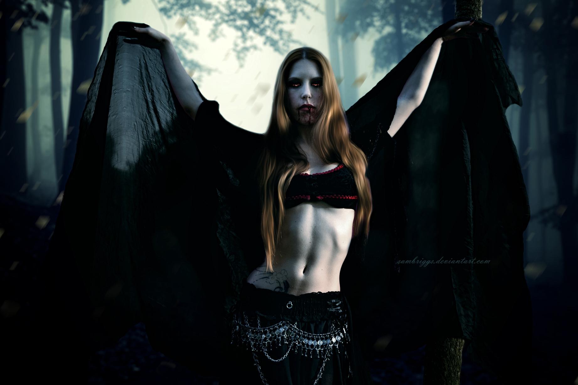skyrim vampire wallpaper - photo #16