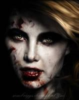 Jessica Biel Vampire by SamBriggs