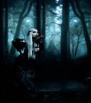 Vampire Shamaness by SamBriggs