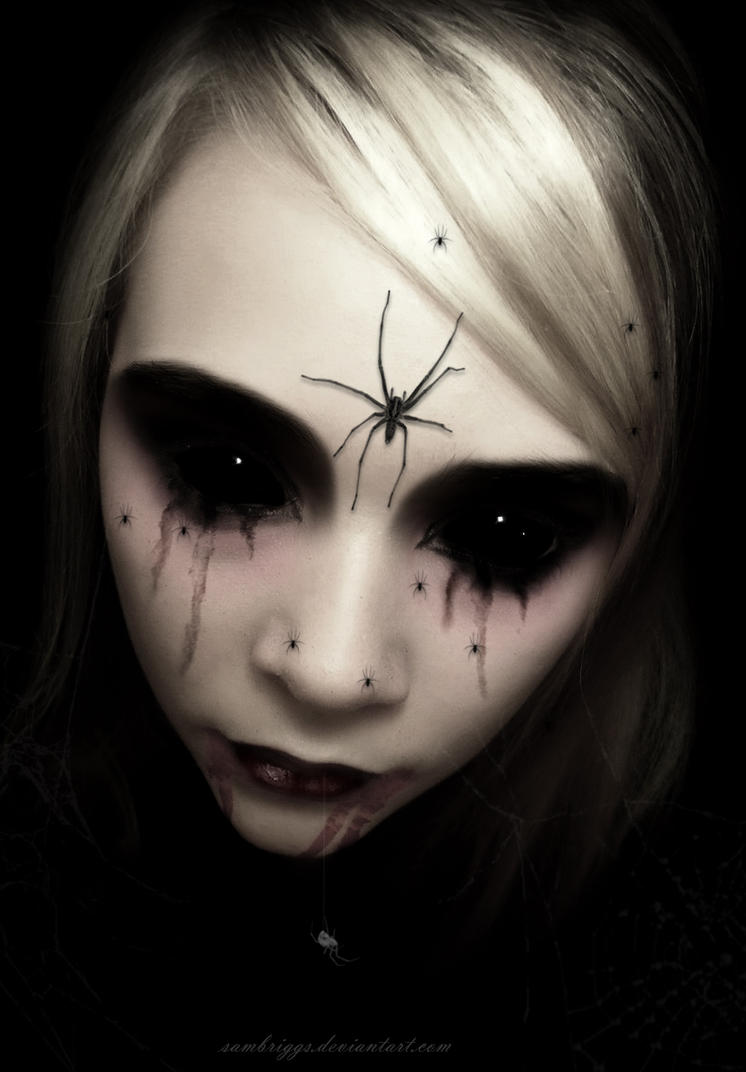 Madam Web III by SamBriggs