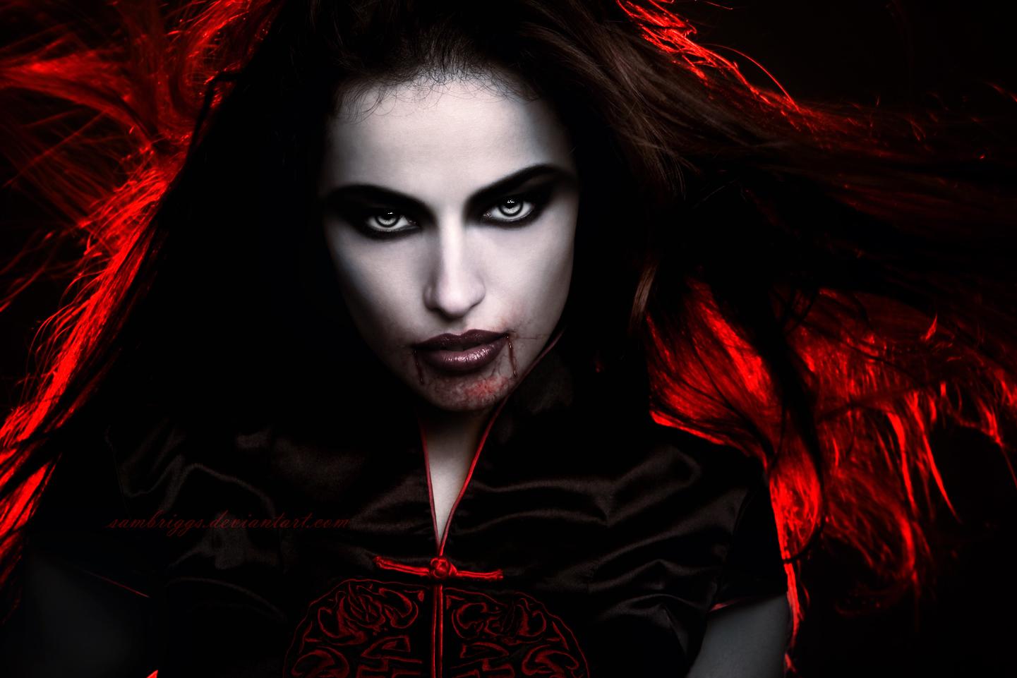 Vampire Beauty XXIII by SamBriggs