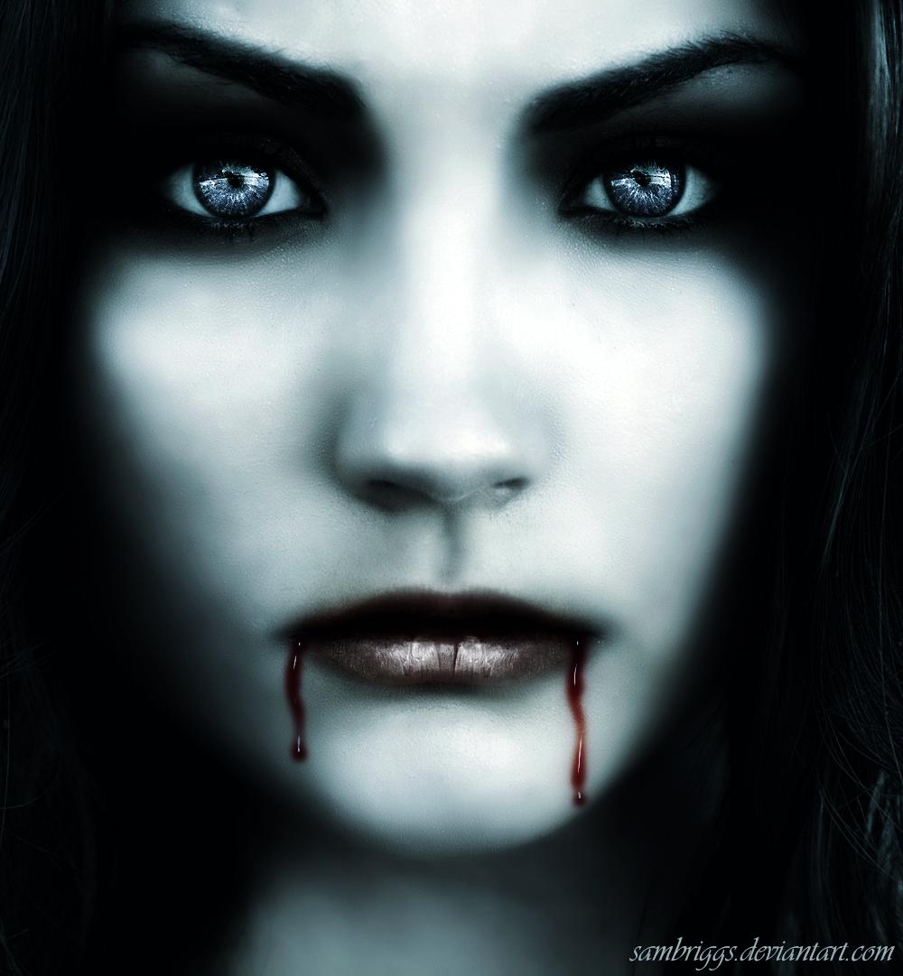 Vampire Beauty XXVII by SamBriggs