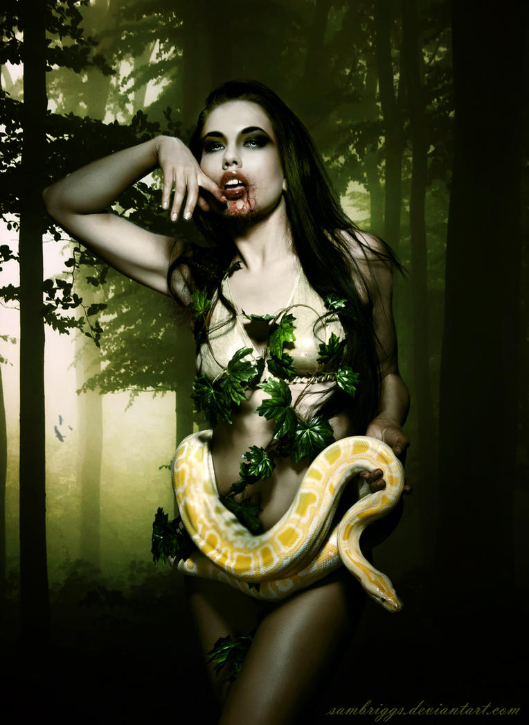 Lilith xv by sambriggs on deviantart for Maitresse lilith
