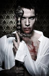 Jonathan-Rhys-Meyers as Dracula