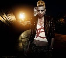 Brujah Vampire III by SamBriggs