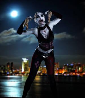 Harley Quinn Malkavian Vampire