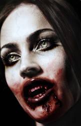 Megan Fox Vamp