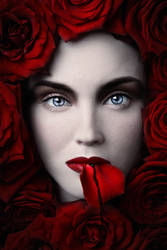 Blood And Roses X-Large
