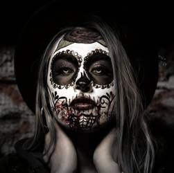 Sugar Skull Vampire