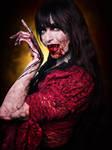 Vampire Ashley by SamBriggs