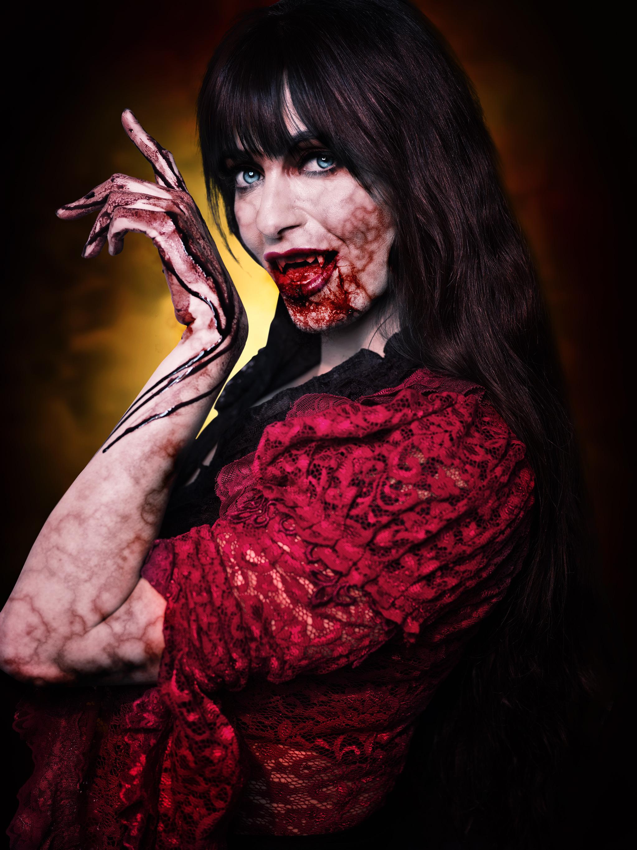 Vampire Ashley
