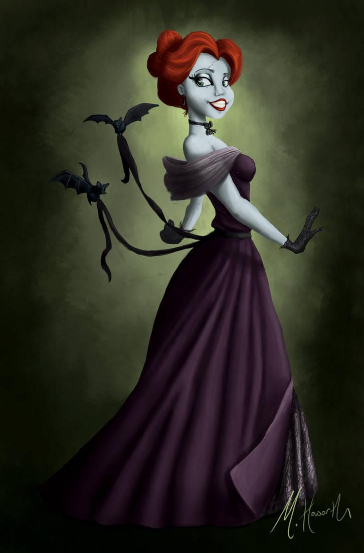 Princess Sally by matthoworth