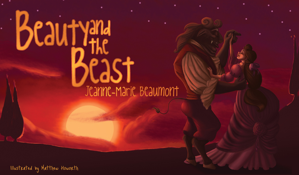 Beauty and the Beast Cover by matthoworth