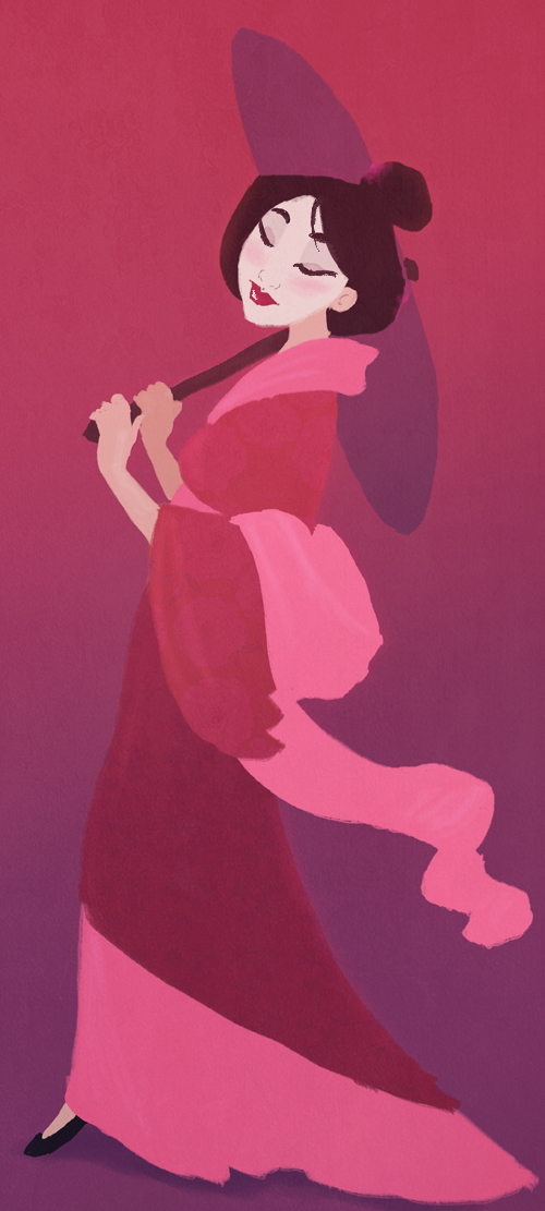 Mulan by matthoworth