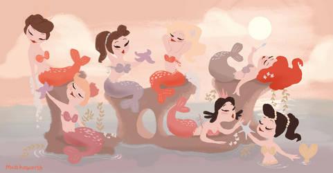 Blair Mermaids