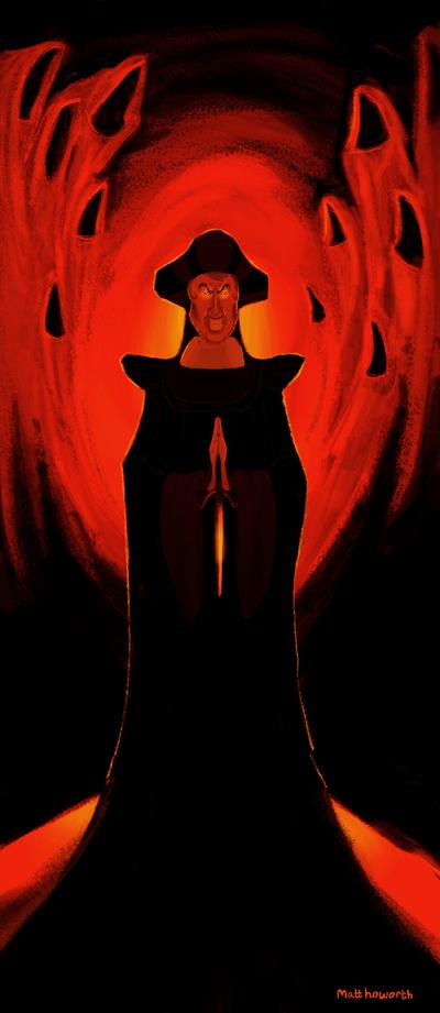 Hellfire by matthoworth