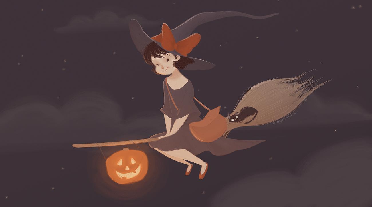 Happy Halloween by matthoworth