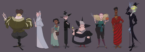UPDATED Witches Abroad Line-up