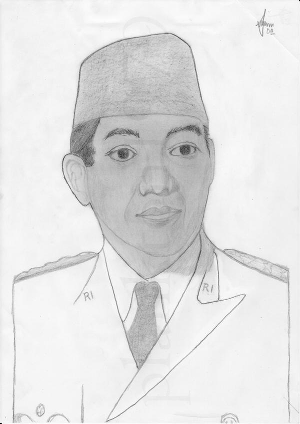 Ir. Soekarno by plankton1979