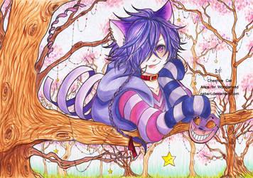 AiW: Cheshire Smile by nabari