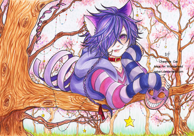 AiW: Cheshire Smile