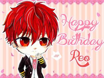 Princess Closet: Reo's Birthday by nabari