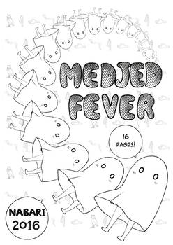 Medjed Fever - Cover