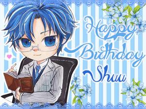 Princess Closet: Shuu's Birthday