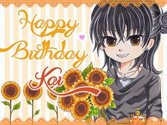 Princess Closet: Kai's Birthday by nabari