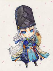 Onmyouji Seimei by nabari