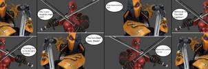 Injustice: Deathstroke vs Deadpool