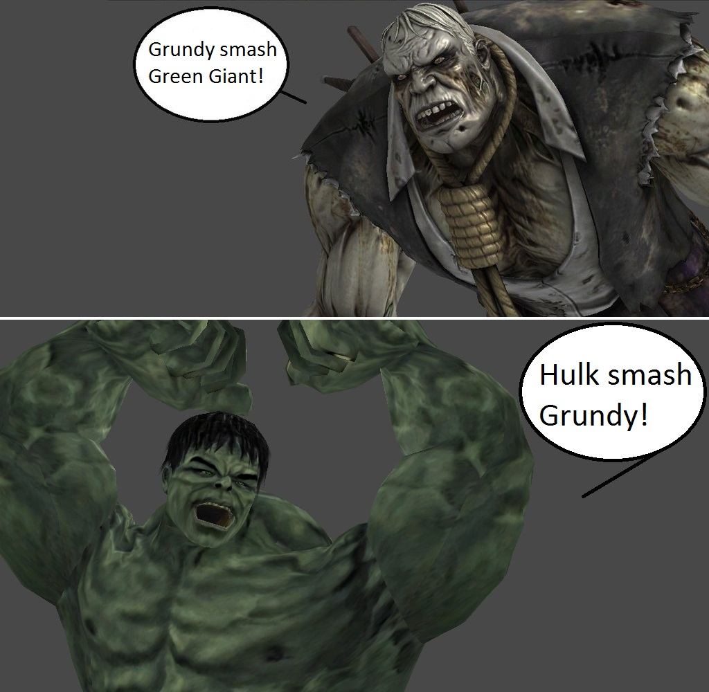 Hulk Quotes Injustice Solomon Grundy Vs Hulkxxtrettaxx On Deviantart