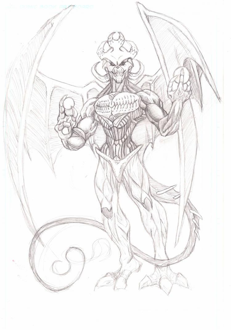 Zulzo God Of Destruction by tdonahue