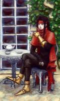 Vincents tea by purrbeast
