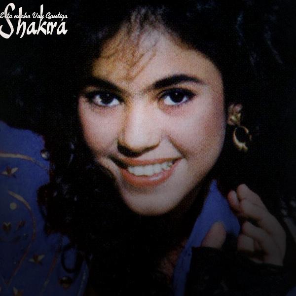 Shakira - Esta Noche Voy Contigo [Single] by AlejandroDelRey