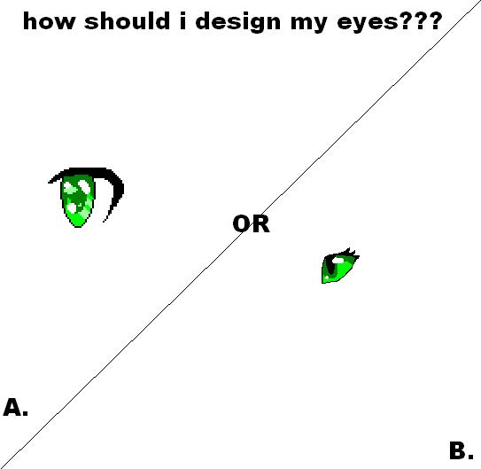 Eye Design by PI0SON