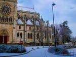 Last snowday in France - 2